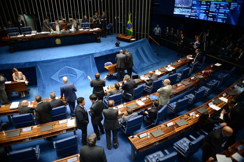 Plenário do Senado - Fabio Rodrigues Pozzebom/Agência Brasil