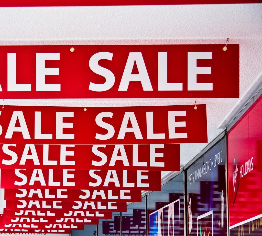 Liquidação - Sale