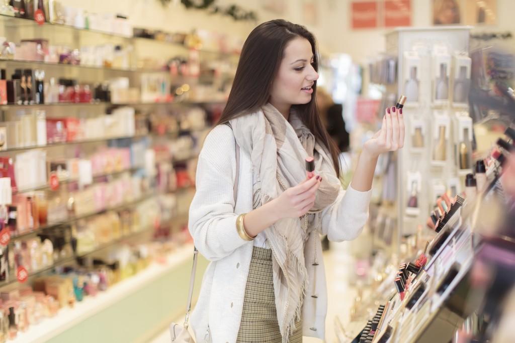 cosméticos e-commerce