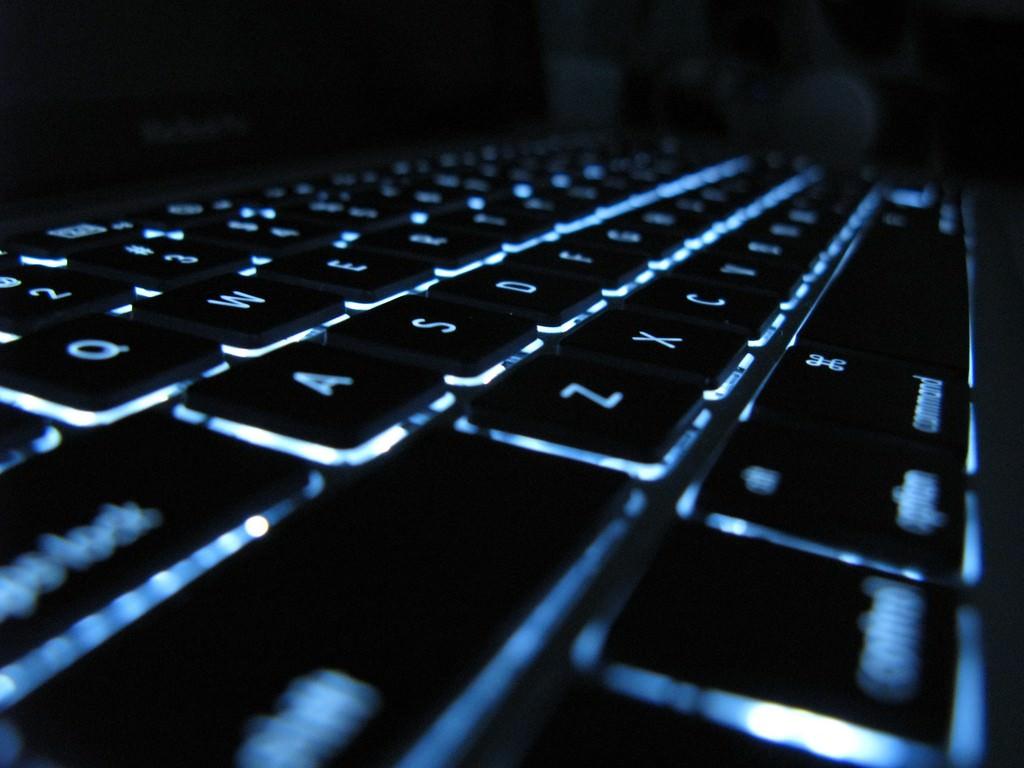 Macbook Pro Keybord retroiluminado