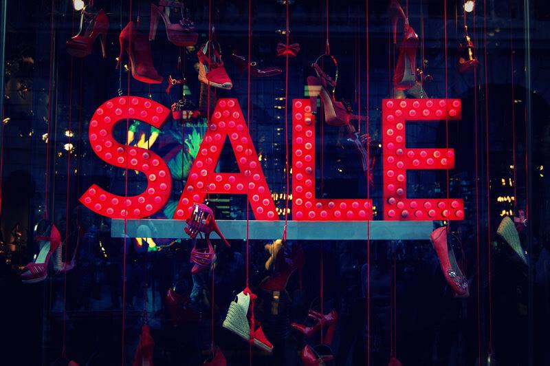 Liquidação_ Sale