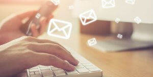 o que é email marketing