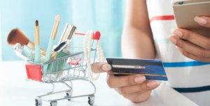 abrir loja de cosméticos online