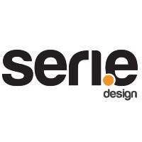 serie design logo